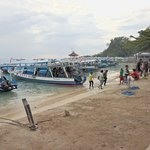 Harbour, Gili Air