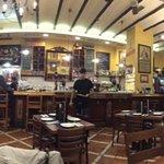view into the restauranr