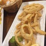 calamares, fried