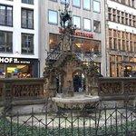 Heinzelmännchenbrunnen Foto