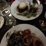 Good pub food