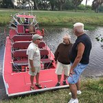 Great Airboat Ride