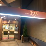 Hotel 1-2-3 Tennoji Foto