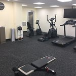 Fitness Room Best Western PLUS Colton