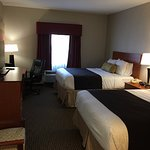 Two queen room Best Western PLUS Colton