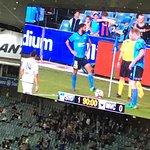 Allianz Stadium Foto