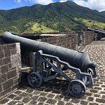 Brimstone Hill Festung