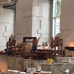 Dunes Cafe at The Shangri-La Hotel Foto