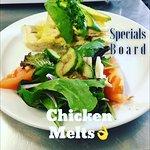 Chefs special board