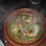 Vegetable Tajine