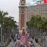 Kowloon-Canton Railway Clock Tower
