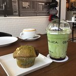 Very recommended coffee shop in Hua Hin . Nice staff and good food and  beverage so quite . I lo