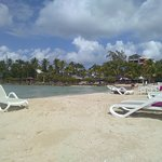 Plage privative Créole Beach
