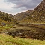 walk from the hotel to hidden bothy