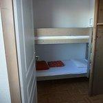 l'une des 3 chambres