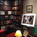 old book shelfs