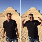 Too Many Pyramids for a Day