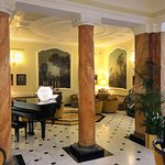 Great hotel, with a glitzy past. Very grand and majestic, full of wonderful Bologna history.