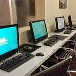 business center PCs