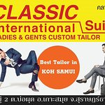 Classic International Suits