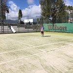 Tolle Anlage mit 3 Tennisplätzen