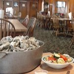 "The ""single"" oyster roast."