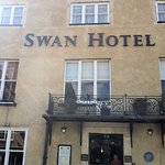 Beautiful Wells, Quaint Swan Hotel