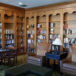 Library at lodge