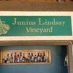 Small homey winery.