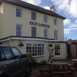 Foto de The Old Lodge Hotel