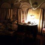 Вторая зимняя комната с отдельной печью.