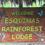 Foto de Esquinas Rainforest Lodge