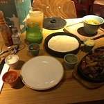 Fajitas - good and just the right amount