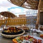 Bivouac House Restaurant Fatima Foto