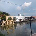 Great views of Melaka river