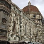 Just steps away from the Duomo