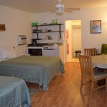 Kitchenette rooms available