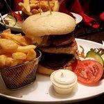 Burger, Steak und Spare Rips......