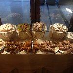 cakes, croissants