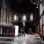 altare della navata superiore