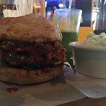 Exc hamburguesa!