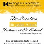 Restaurant St. Erhard im Kolpinghausの写真