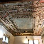 un des plafonds du musee