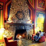 Get cozy by our fireplace, the largest stone fireplace in the state of Minnesota.
