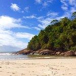Praia de Itamambuca.