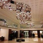 Big and nice lobby