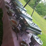 In house and off premises catering...