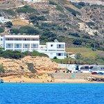 Foto de Golden Milos Beach Hotel