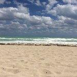 Mar,cielo y arena
