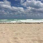 Mar, cielo y arena